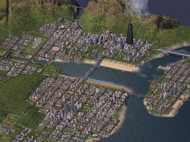 Sim City 4 Deluxe Edition Screenshot